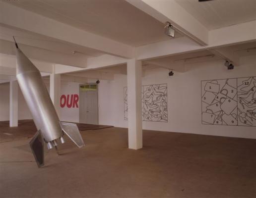 Sylvie Fleury_Galerie_Susanna Kulli_1995