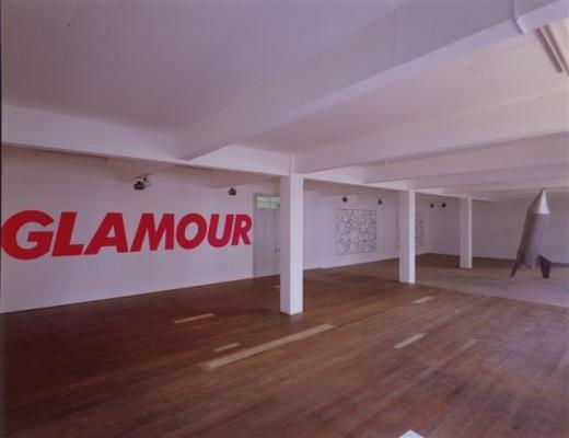 Galerie_Susanna Kulli_Silvie Fleury_1995