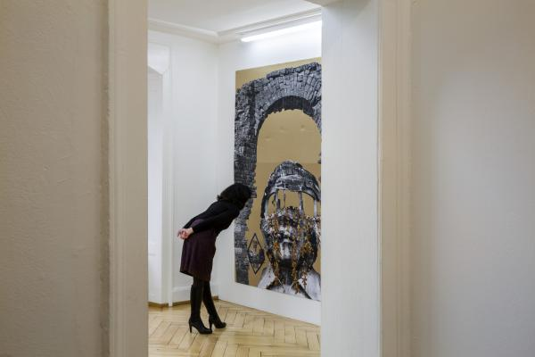Galerie_Susanna Kulli_Thomas Hirschhorn_A Ruin Is A Ruin_