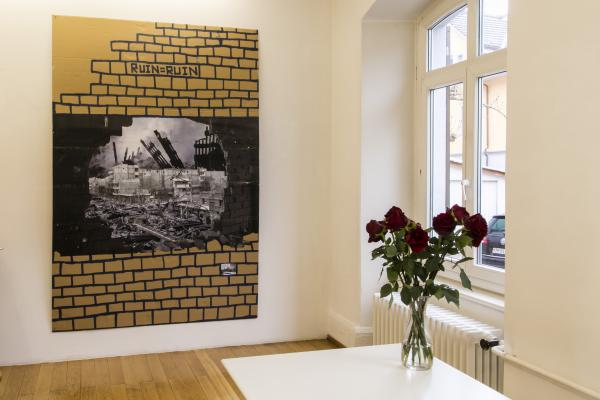 Thomas Hirschhorn_Galerie_Susanna Kulli_2016