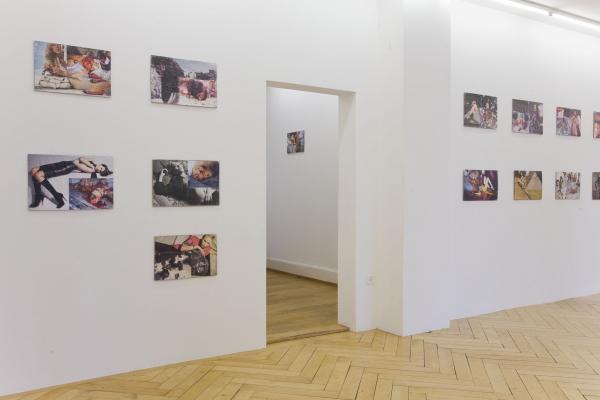 Galerie_Susanna Kulli_Thomas Hirschhorn_UR-COLLAGE