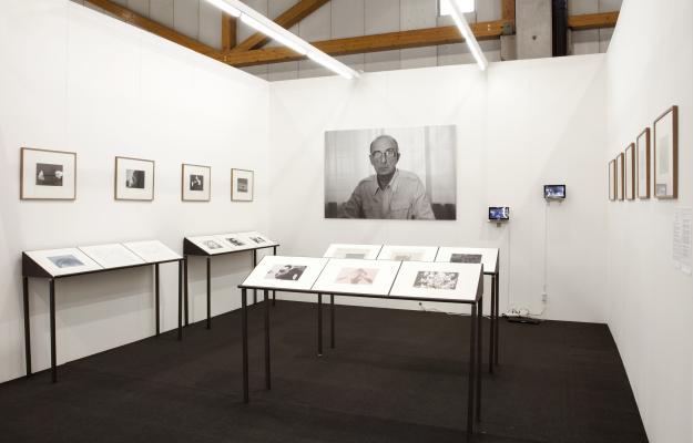Galerie_Susanna Kulli_Vanessa van Obberghen_Art Brussels 2012